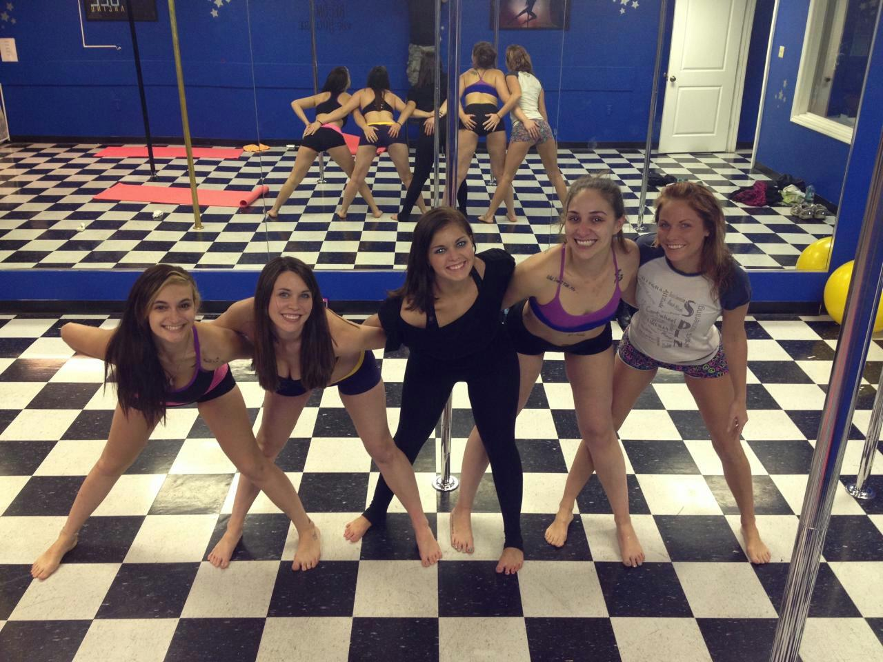 Star Pole Fitness Is The First Co Ed Pole Studio In The Augusta Area